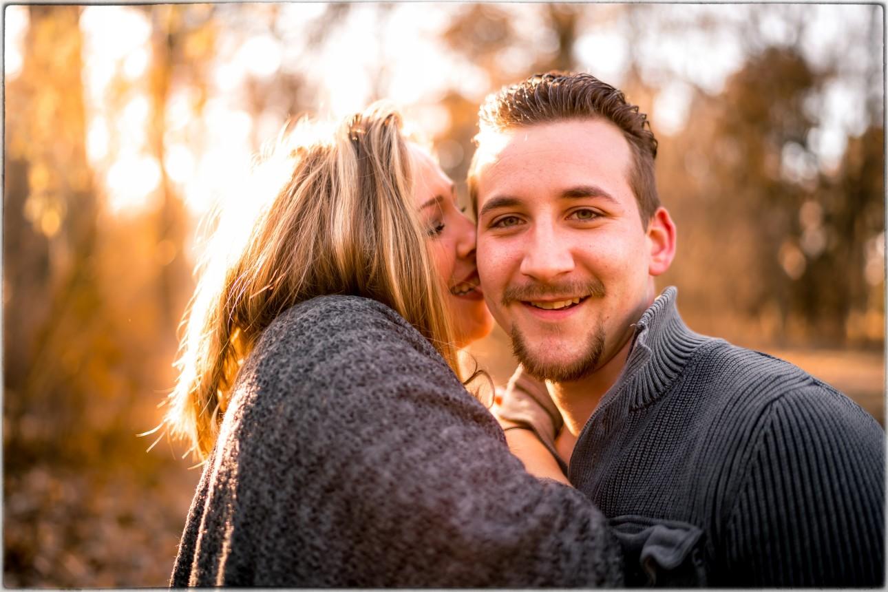 Paarshooting vun Fotograf und Fotografenpaar aus Dessau